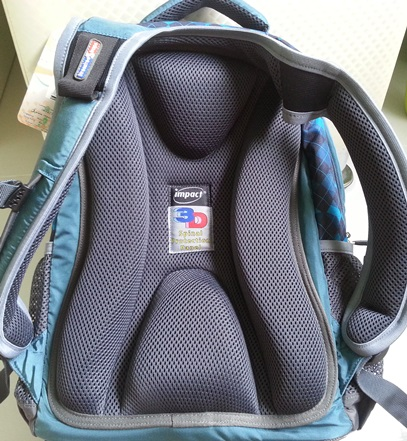 ergonomic school bag